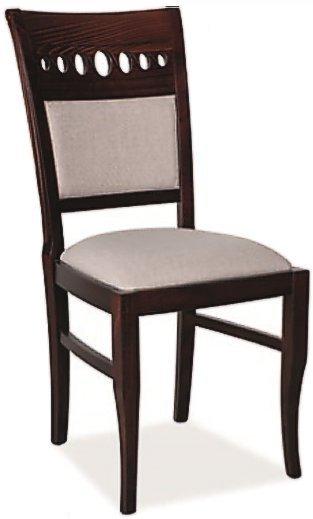 Деревянный стул с мягкой обивкой GL-11