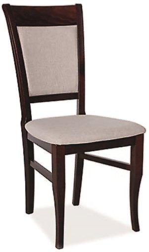Деревянный стул с мягкой обивкой GL-12