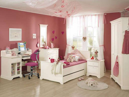 Детская кровать Ариель