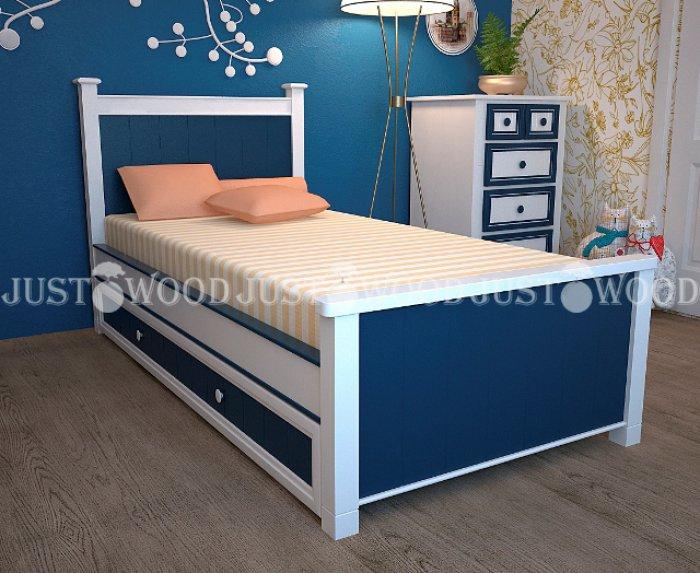 Детская кровать Немо - 80х160см