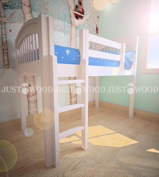 Детская кровать Снежок - 80х160см