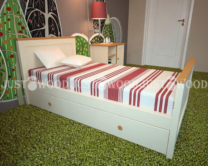 Детская кровать Том - 90х190см