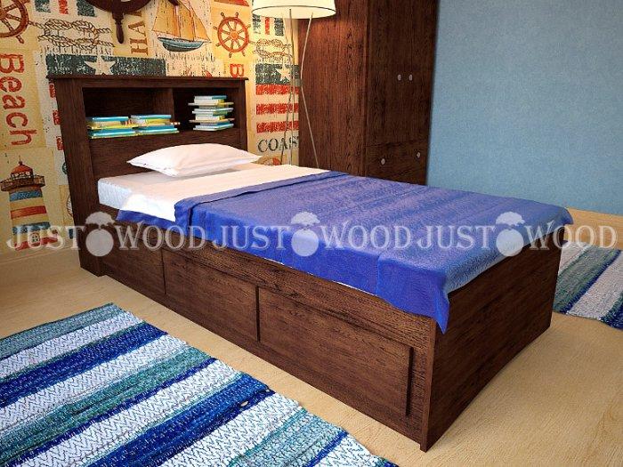 Детская кровать Али Баба - 90х190см