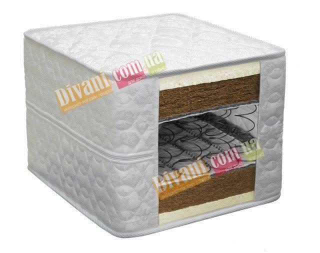 Двуспальный матрас Атлант серия Премиум — 160x200 см