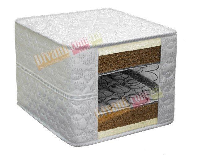 Двуспальный матрас Атлант серия Премиум — 180x200 см