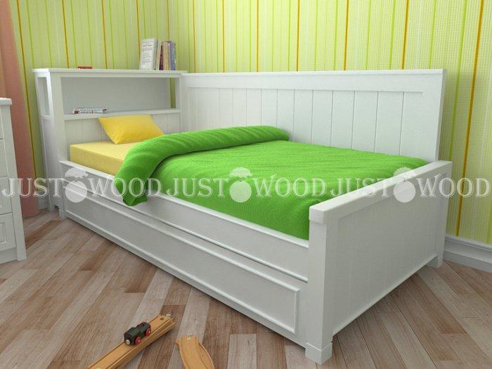 Детская кровать Синдерелла - 90х190см