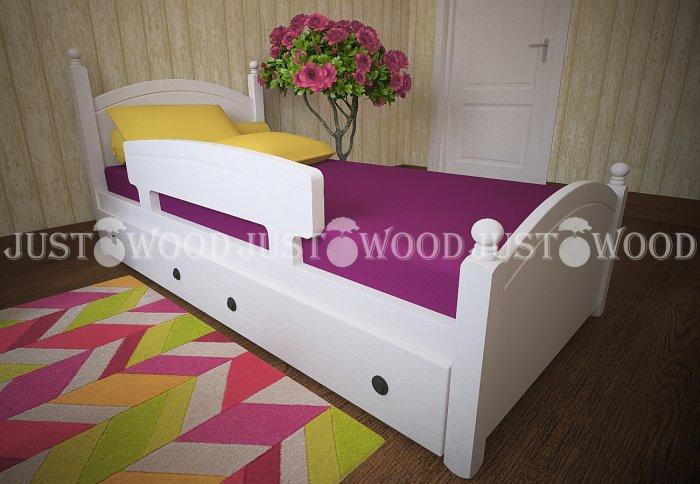 Детская кровать Дядя Скрудж - 90х190см