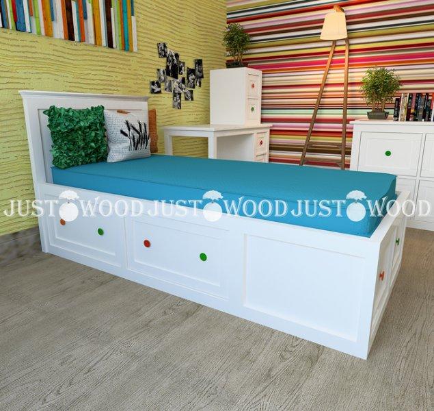 Детская кровать Пиноккио - 80х160см