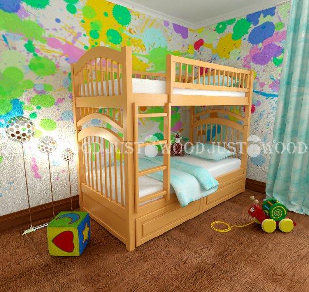 Детская двухъярусная кровать Артемон
