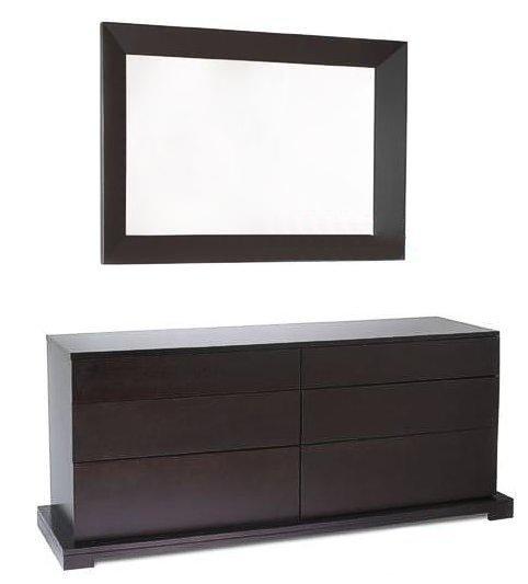 Комод с зеркалом Соната