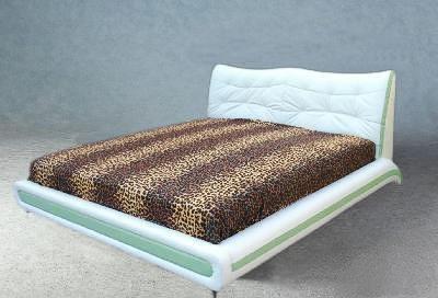 Двуспальная кровать Ириус 160x200
