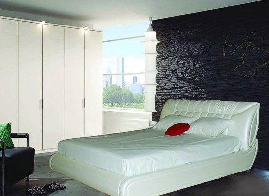 Двуспальная кровать Бьянка 160x200