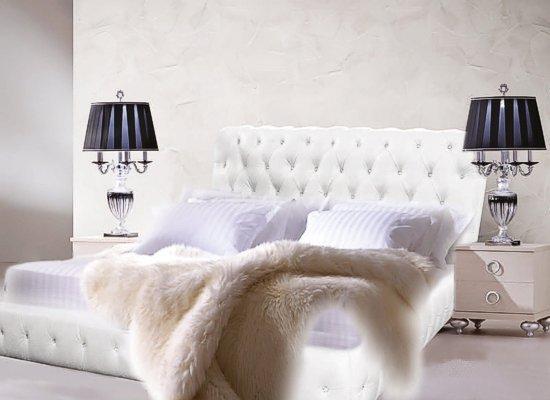 Двуспальная кровать Квин 180x200