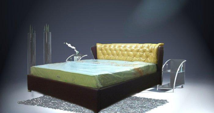 Двуспальная кровать Афродита 180x200