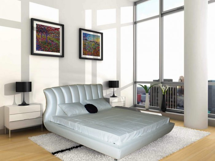 Двуспальная кровать Франческа 180x200