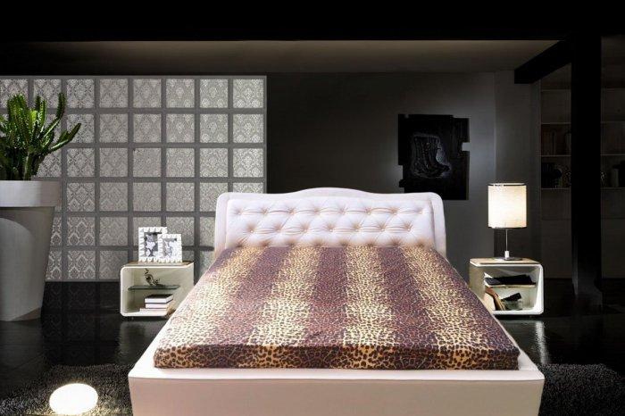 Двуспальная кровать Изабель 160x200