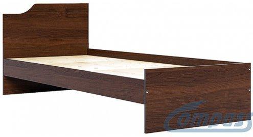 Односпальная кровать ВГ-1 «Визит» Компасс