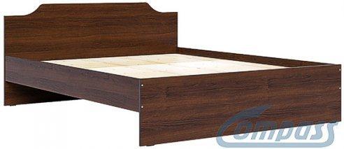 Двуспальная кровать ВГ-10 «Визит» Компасс