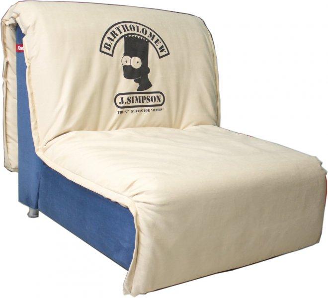 Кресло-кровать Fusion-A (Фужн-А) Симпсон