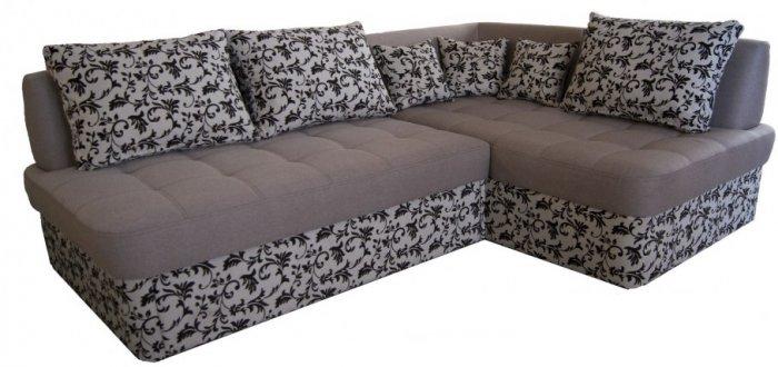 Угловой диван Ривьера