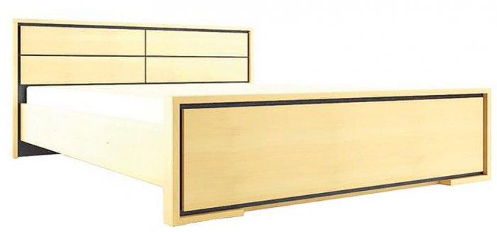 Двуспальная кровать 160 (каркас) Николь