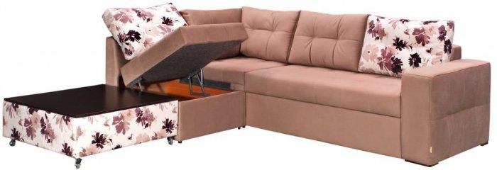 Угловой диван Хилтон-3 Б-1