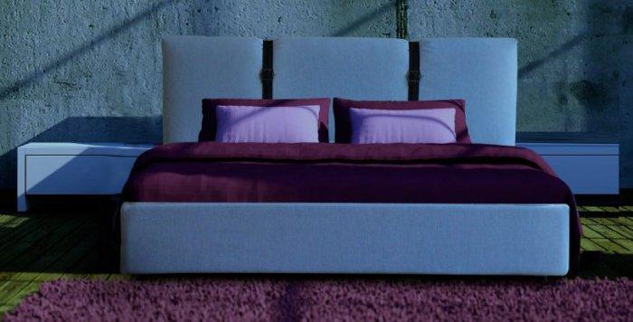 Двуспальная кровать Davidos Вояж