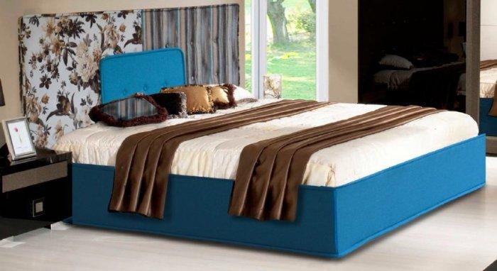 Двуспальная кровать Davidos Винтаж