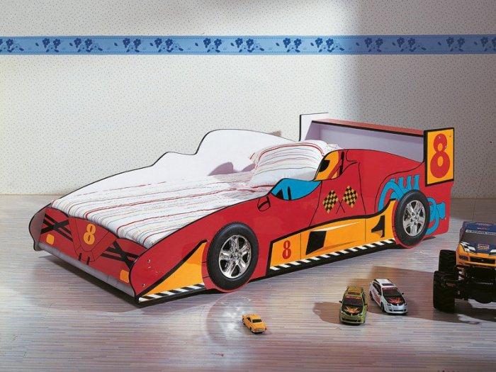 Односпальная кровать -машина Robert