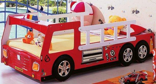 Односпальная кровать -машина Franek