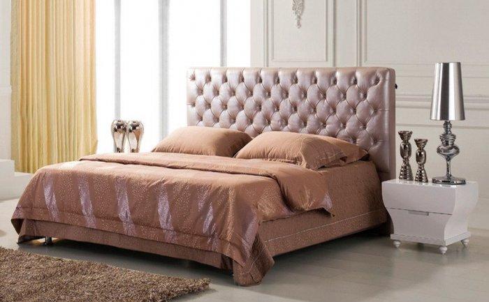 Двуспальная кровать Николь с подъемным механизмом - 160см