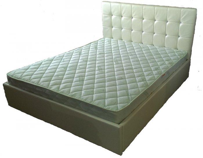 Двуспальная кровать Моника с подъемным механизмом - 160см