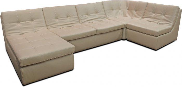 П образный диван Альтро