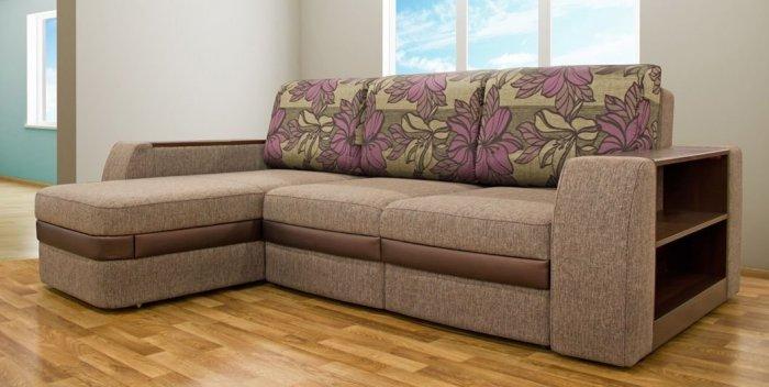 Угловой диван Мотто