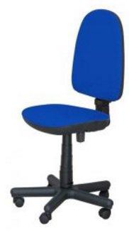 Операторское кресло Комфорт Нью FS (без подлокотников)