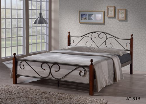 Полуторная кровать  АТ - 815 200x140см
