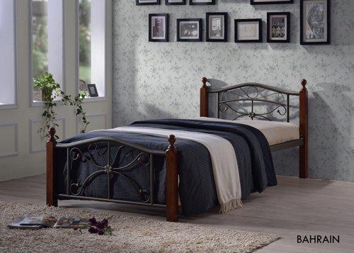 Односпальная кровать  Bahrain 200x90см