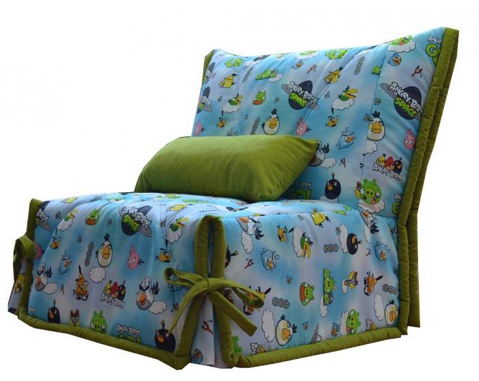 Диван-кровать СМС - 120 см