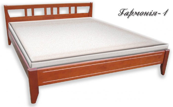Односпальная кровать Гармония-1 - 90см
