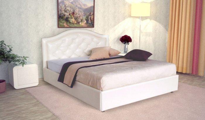 Двуспальная кровать Тиффани 180х200см