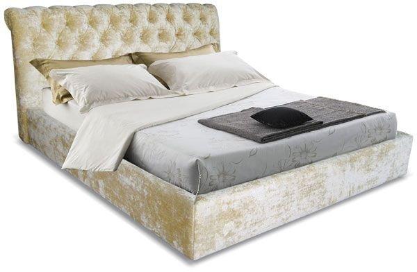 Двуспальная кровать Шанталь 180х200см