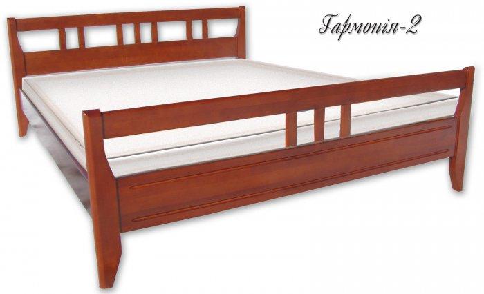 Полуторная кровать Гармония-2 - 140см