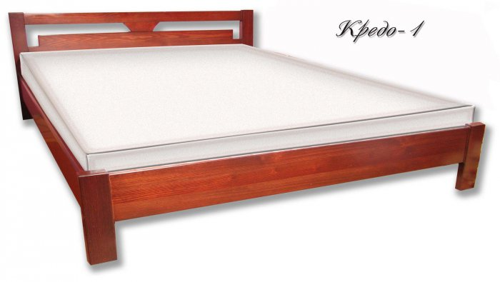 Полуторная кровать Кредо-1 - 140см