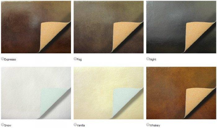 Искусственная кожа Прайм easy clean ширина 140см