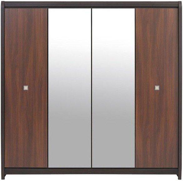 Шкаф платяной SZF4D Лорен
