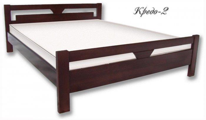 Двуспальная кровать Кредо-2 - 180x200см