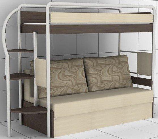 Кровать DJ-01 Еврокнижка