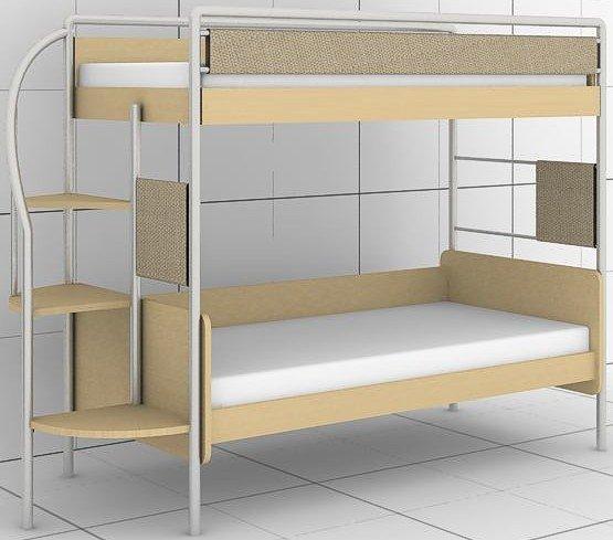 Кровать DJ-02