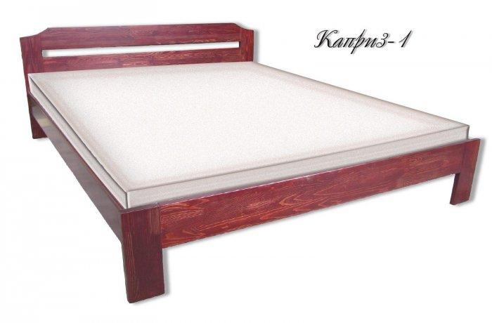 Полуторная кровать Каприз-1 - 140x200см