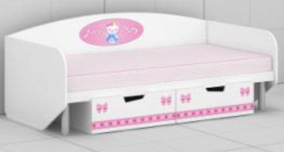 Кровать с ящиками KM-L-01/02 Kitty